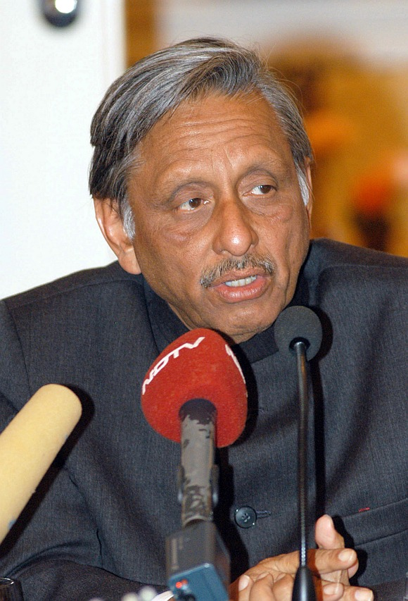 Congress MP Mani Shankar Aiyar
