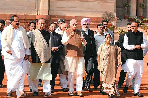 'For the UPA government, 2011 was annus horribilis'
