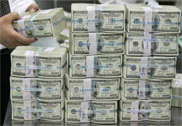 BJP's black money assessment: Rs 25,00,000 crore