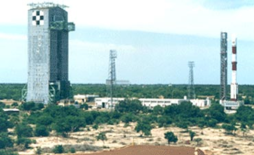 Satish Dhawan Space Centre, affiliated to ISRO