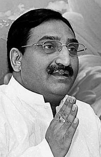 Uttarakhand Chief Minister Ramesh Pokhriyal 'Nishank'