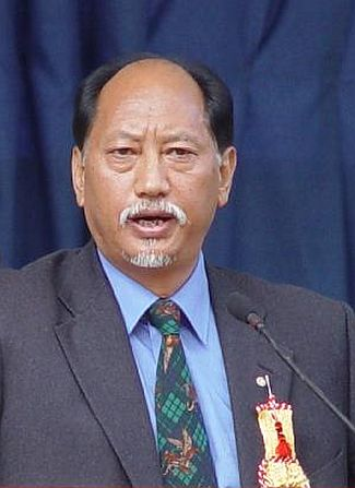 Nagaland Chief Minister Neiphiu Rio