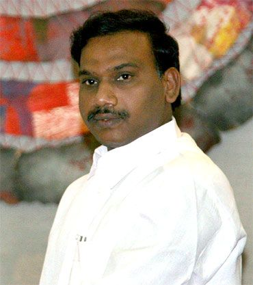 CBI arrests A Raja in 2G Spectrum scandal