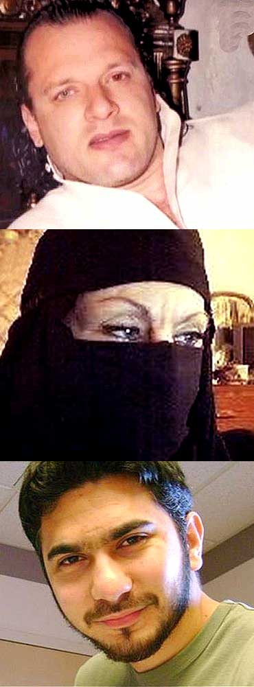 LeT terrorist David Headley, Colleen LaRose popularly known as Jihad Jane and Times Square bomb