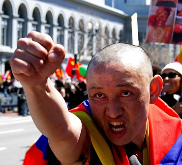'I don't believe what the government tells me about Tibet'