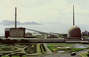 The Bhabha Atomic Research Centre in Mumbai