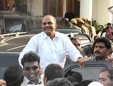 Y Rajasekhara Reddy