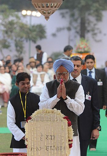 'Manmohan Singh is a round peg in square hole'