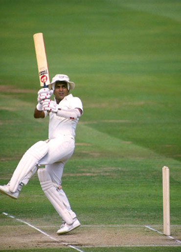 Sunil Gavaskar had the antidote to defuse the venom of any bowling attack