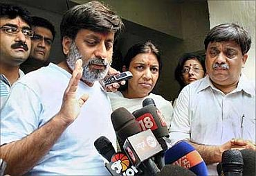 Aarushi was God's gift to us, say her parents