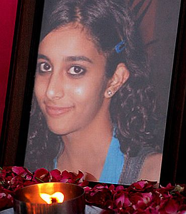 File photo of Aarushi Talwar