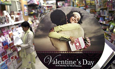 Why the Shiv Sena is silent on Valentine's Day