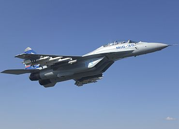 'IAF appears less-than-enthusiastic about the MiG-35 for many reasons'