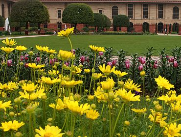 In PHOTOS: Majestic Mughal Gardens
