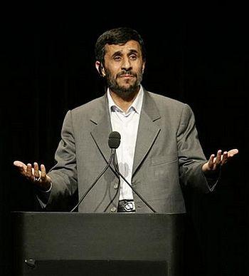 Mehmoud Ahmadinejad