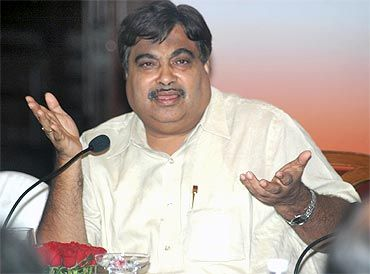 BJP Chief Nitin Gadkari