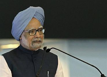 Dr Singh's biggest regret in UPA-II