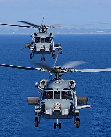 MH-60 'Romeo' helicopter