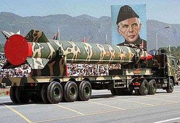 Pakistani nuclear scientist A Q Khan