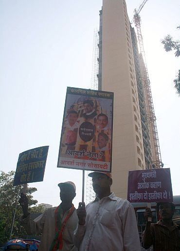 Missing Adarsh papers: Yet another case for CBI