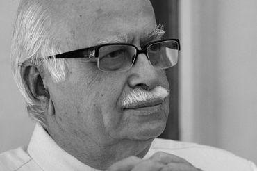 Advani on corruption