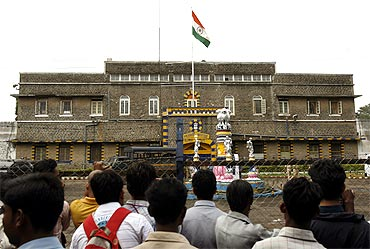 Yerawada jail in Pune