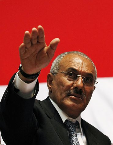 Ali Abdullah Saleh