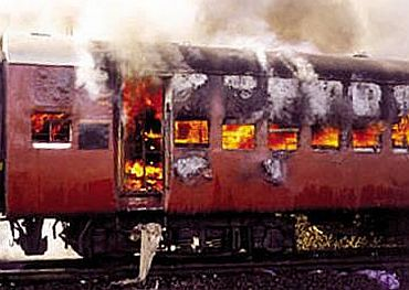 Godhra train carnage case chronology