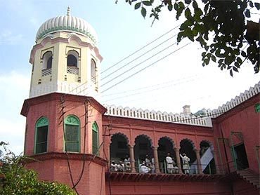 The madrasa at Deoband
