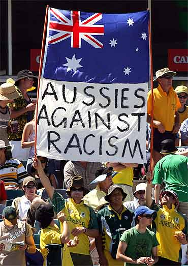 Anti-racism sentiments are growing among Australians