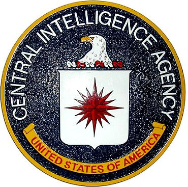 The CIA logo