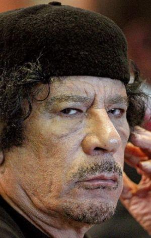 Colonel Muammar Al Gaddafi