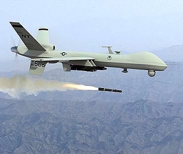 US drones have been successful in their war against terror havens