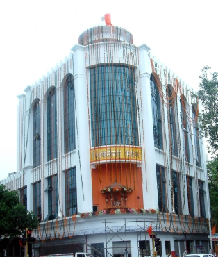 Sena Bhavan in Mumbai