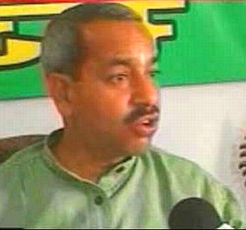 Raj Kishore Keshari