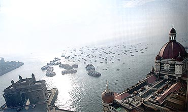 The 10 26/11 terrorists entered Mumbai via the sea