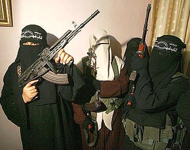 'Watch out for Lashkar's women bombers'