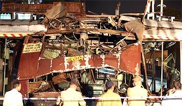 Seven bomb explosions rocked Mumbai's rail network in 2006