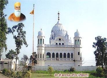 Kiratpur Sahib gurdwara