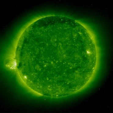 Mystery of Sun's hot outer atmosphere 'solved'