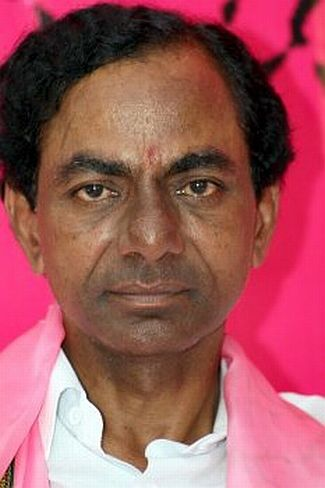 TRS chief K Chandrashekhar Rao