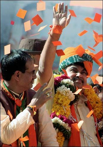 I made the BJP more aggressive: Gadkari