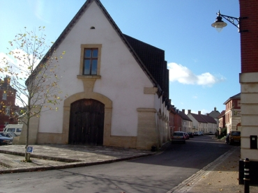 Poundbury in Dorset is Prince Charles's earlier project