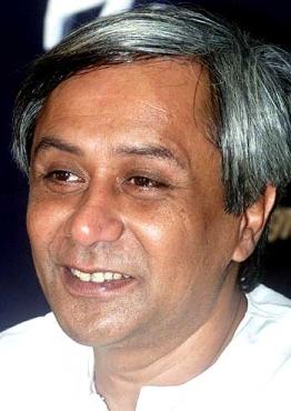 Orissa Chief Minister Naveen Patnaik