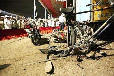 The Malegaon blast site