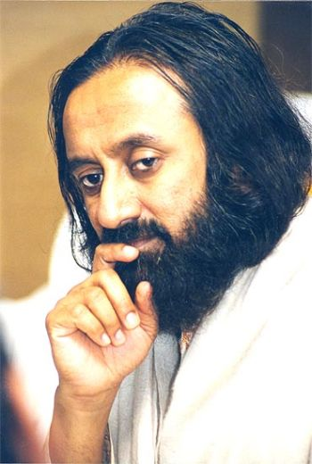 'Shouldn't Sri Sri Ravishankar begin his campaign from K'taka?'