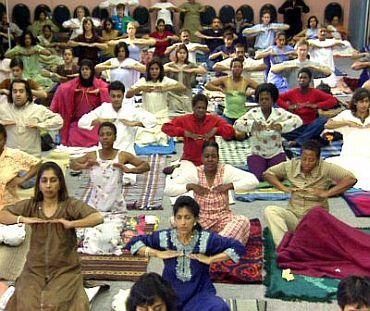Why Sudarshan Kriya was registered