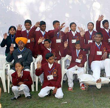 Meet India's bravest kids