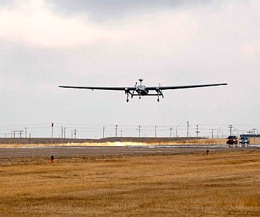 India's 2nd UAV squadron commissioned