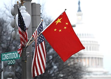 It's a good time for US to declare that China isn't a foe
